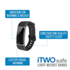 itwosafe smart band