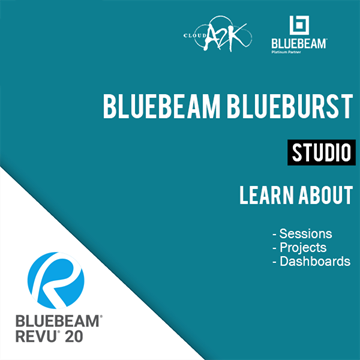 BLUEBEAM BLUEBURST - STUDIO