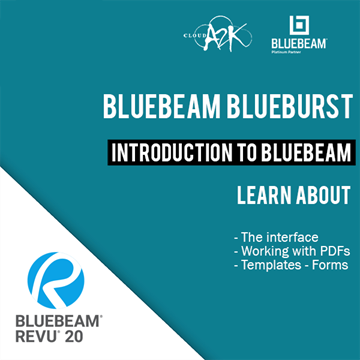 BLUEBEAM BLUEBURST - INTRODUCTION TO BLUEBEAM